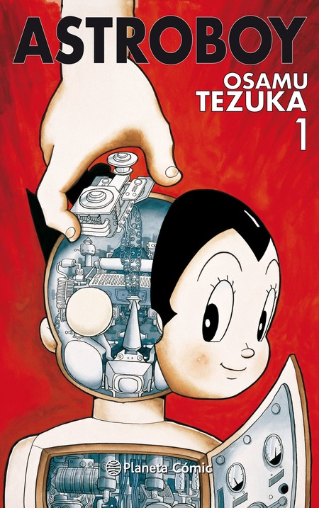 Portada Astro Boy N 0107 Osamu Tezuka 201807051140