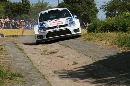 Rallye de Alemania 2013: Sébastien Ogier también es humano