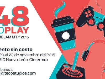 """Teco Studios organiza """"48 to Play"""" en Monterrey"""