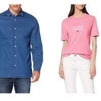 Chollos en tallas sueltas de vestidos, camisas o jerseys Tommy Hilfiger en Amazon
