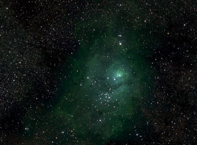 Milky Way Image 1