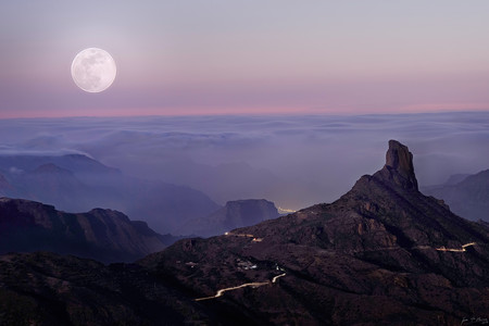 Risco Caído Gran Canaria