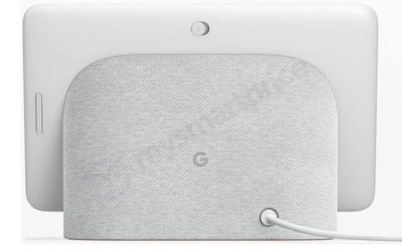 Google Home Hub Leak Back