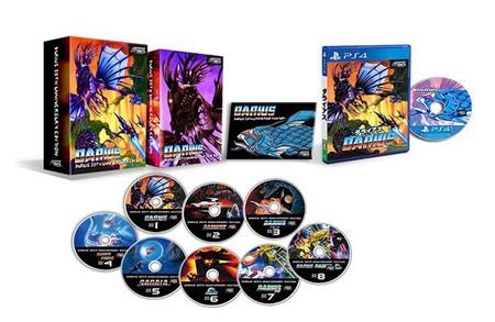Darius 30 Anniversary Edition