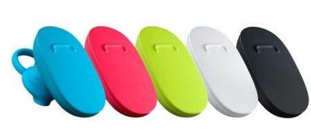 Nokia BH-112, la gama más colorida de manos libres Bluetooth de Nokia