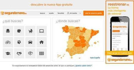En España se ponen a la venta una media de 643 objetos usados cada minuto