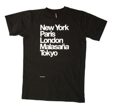 malasaña camiseta