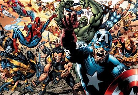 Cancelado 'Marvel Universe Online'