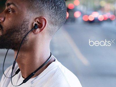 Los BeatsX llegarán en dos nuevos colores el próximo 10 de febrero