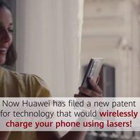 Huawei quiere cargar tu teléfono a distancia por medio de un láser: carga inalámbrica real