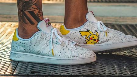 Así son las nuevas deportivas de Pokémon de Adidas para calzarnos como un Pokemaniaco