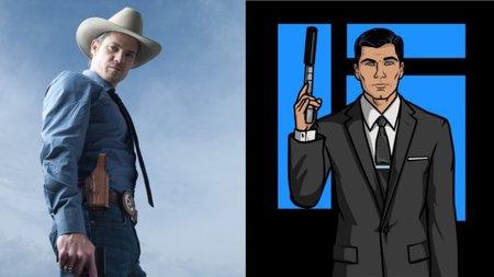 FX renueva 'Justified' y 'Archer' y comenta su futuro