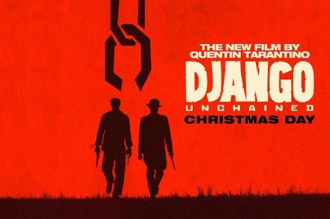 Imagen promocional de Django Desencadenado (Django Unchained)