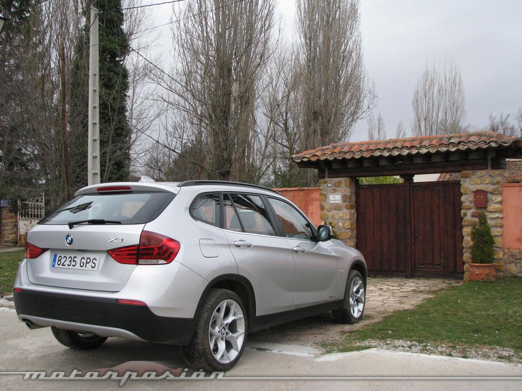 Foto de BMW X1 xDrive23d (prueba) (13/34)