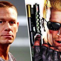 Confirmado: John Cena será Duke Nukem en la película que se está produciendo