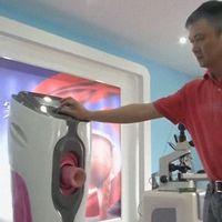 """Este """"colector automático de semen"""" está siendo un éxito en los hospitales chinos y ya se puede adquirir por 6.000 dólares"""