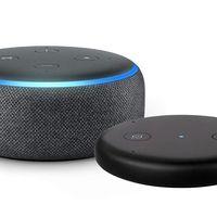 Echo Dot y Echo Input rebajados: ahora en Amazon por 39,99 y 24,99 euros respectivamente