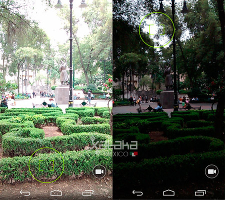 Motorola Moto E Mexico XT1021 Auto enfoque