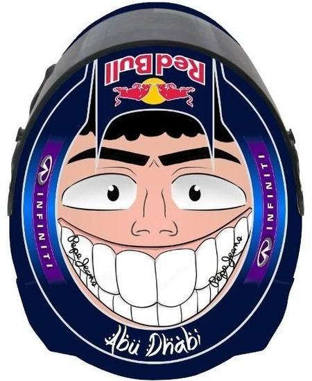 Casco Ricciardo