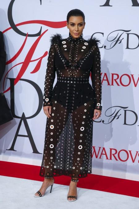 Kim Kardashian Proenza Schouler CFDA 2015