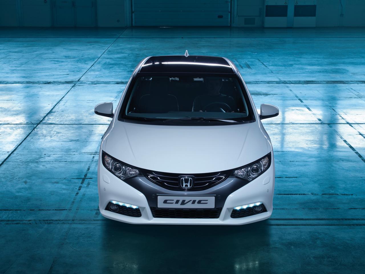 Foto de Honda Civic 2012 (112/153)