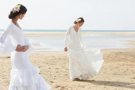 Traje De Flamenca Lourdes Montes Miabirl