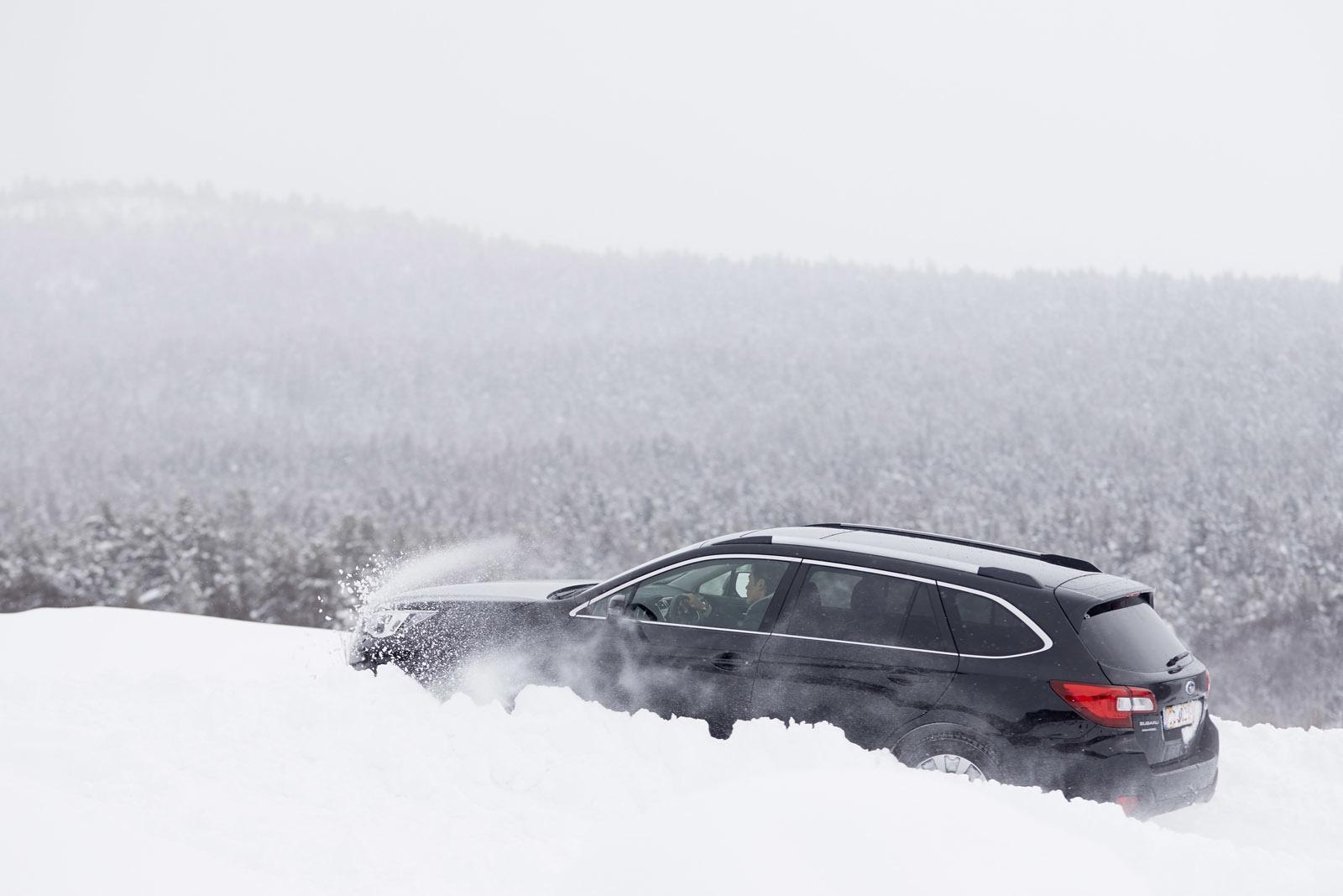 Foto de Subaru Snow Drive 2016 (67/137)