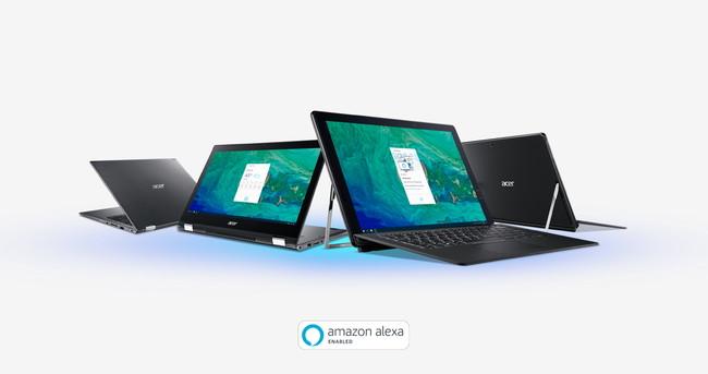 Acer Y Alexa