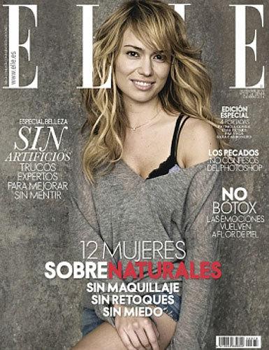 Foto de Elsa Pataky, Patricia Conde, Paz Vega y Sara Carbonero naturales en la portada de Elle España (2/4)