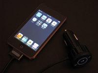 Griffin AutoPilot, controles para el iPod touch