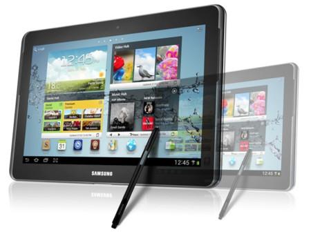 Nuevos detalles sobre la tablet de 12,2 pulgadas de Samsung
