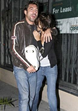 Penélope Cruz y Javier Bardem se reencuentran en Barcelona