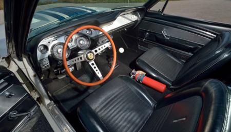 Shelby GT500 sss 4 interior