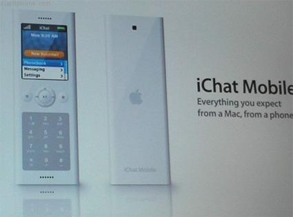 iChat Mobile