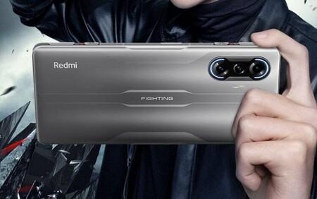 Redmi K40 Gaming Edition 1
