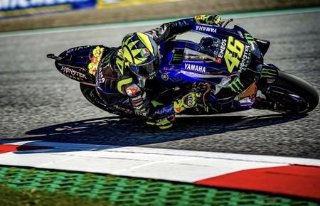 Rossi Austria Motogp 2020