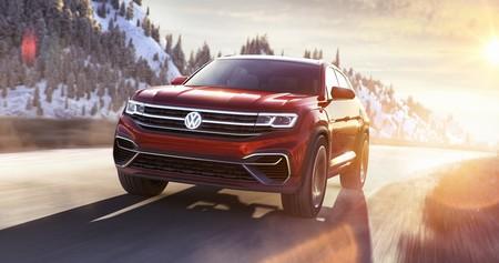 Volkswagen Atlas Cross Sport Concept 2