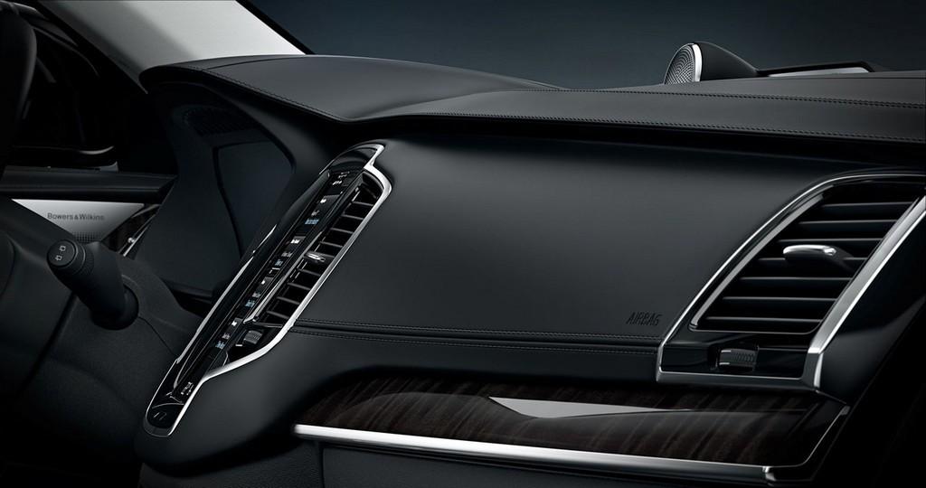 Foto de Volvo XC90, interior (36/39)