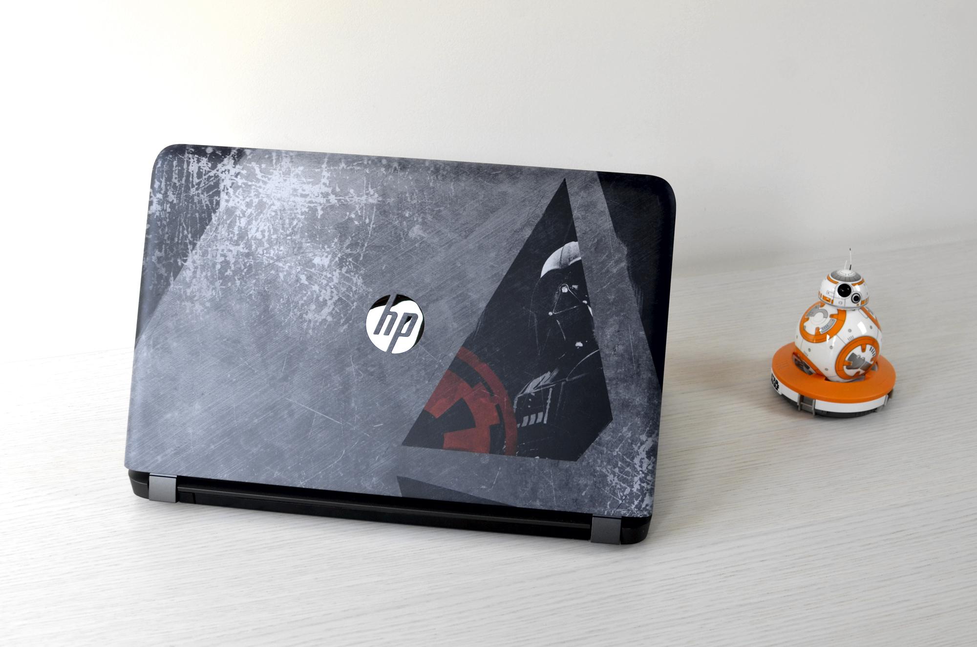 Foto de Portátil HP Star Wars (21/22)