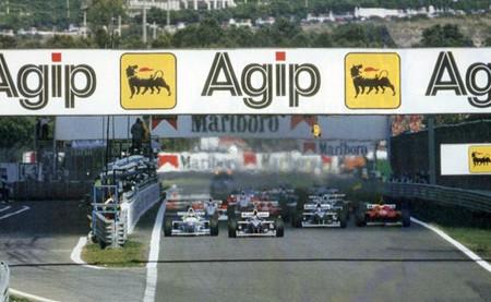 GP Portugal 1996 Salida
