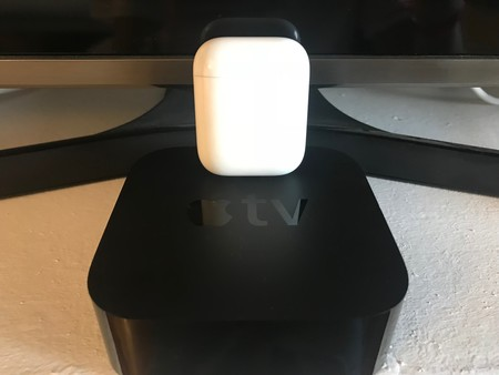 AirPods tv