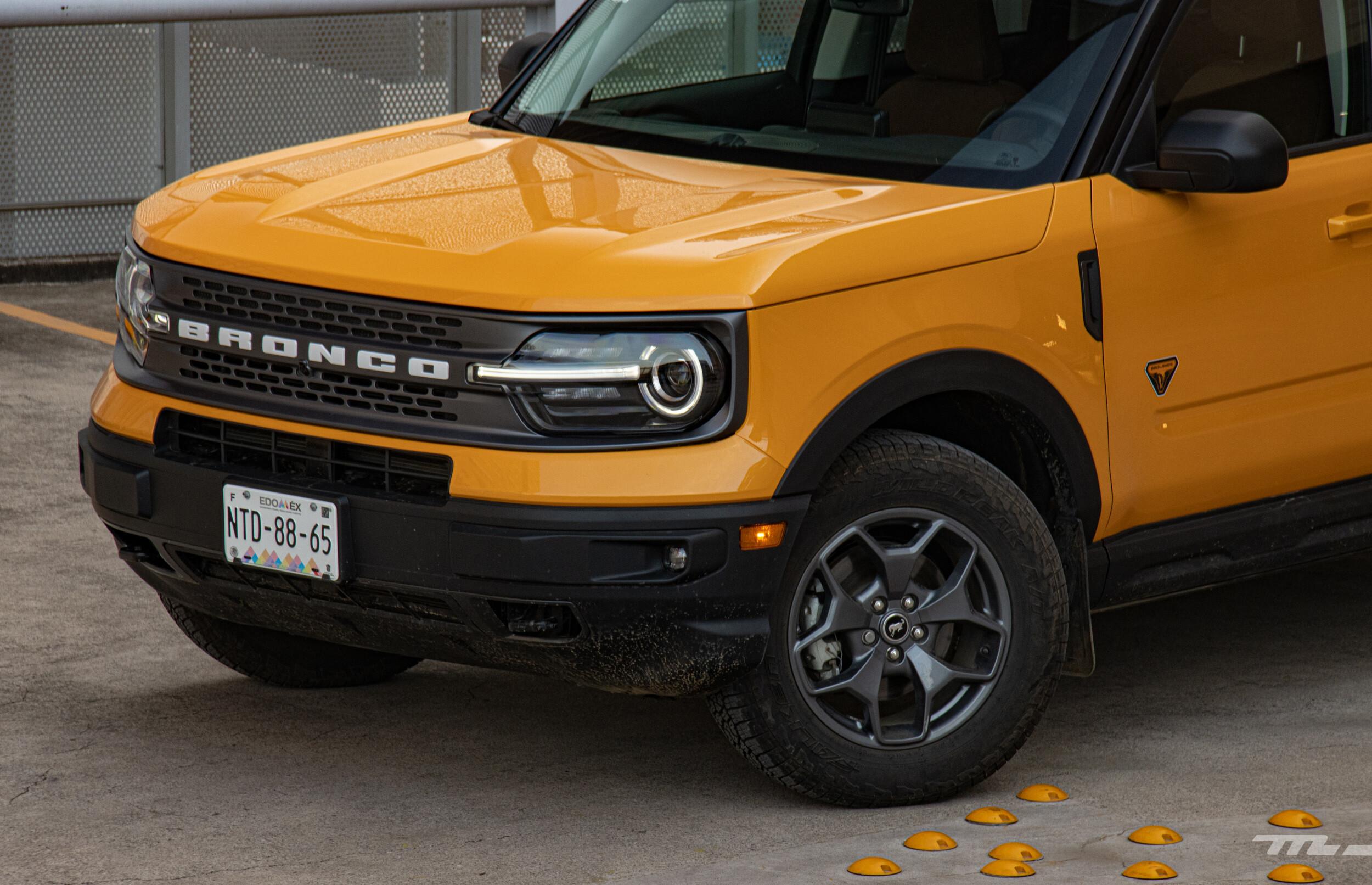 Foto de Ford Bronco Sport, a prueba (2/50)