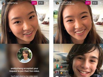 Ahora podremos unirnos a los vídeos en directo de nuestros amigos en Instagram. ¡Que empiece la fiesta!