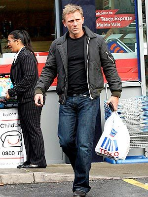 Foto de El estilo de Daniel Craig, todo un James Bond (8/14)