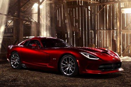 SRT Viper 2013 frontal