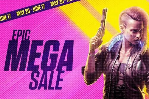 La Epic Games Store trae cupones de descuento de 10 euros infinitos y rebajas de hasta el 75% en juegos como Cyberpunk 2077 o GTA V