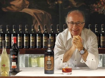 Javier de las Muelas presenta en Madrid el vermouth edición limitada Martini Gran Lusso