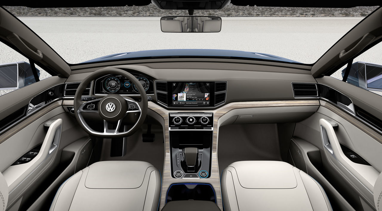 Foto de Volkswagen CrossBlue Concept (7/19)