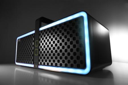Hercules presenta su nuevo altavoz Wae Neo en el CES 2014: disco a tope