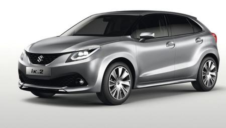 Suzuki iK-2 Concept y Suzuki iM-4 Concept